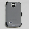PREMIUM CASE OTTERBOX DEFENDER FOR SAMSUNG S4 GREY - WHITE/S5/S6/NOTE
