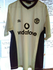 Jersey MU vintage (official umbro product)