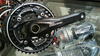 Groupset Shimano Deore M615 10 speed hollowtech 2