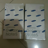 samsung note 5 gold SEIN garansi fuel