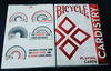 Bicycle cardistry red devo rare