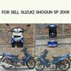 [WTS] SUZUKI SHOGUN 125 SP 2008