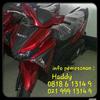 all new soul gt 125 merah blue core tersedia