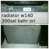 radiator 300sel mercedes w140
