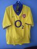 WTS jersey ORIGINAL arsenal away 2003/2004 UNBEATEN