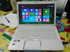 Toshiba L840 | Putih |i5 (ivy) | Ram 4gb | AtiRadeon 7670 | hdd 500GB