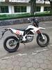 kawasaki Dtracker 2011 modif supermoto nomor cantik [D 3131 QQ] Bandung Timur