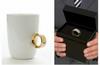 hadiah unik untuk pacar (ring on cup)