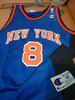 Jersey Basket Nba Original Champion Latrell Sprewell Knicks