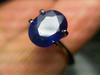 Blue Sapphire 2,35 crt Afrika