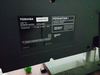 "Jual TV LED Toshiba 32"" Bandung mulus fullset"