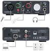 Focusrite solo + AT 200 monitoring headphone
