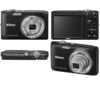 NIKON COOLPIX S2800 FREE POUCH AND MICRO SDHC 8GB WITH ADAPTER