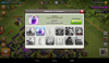 Jual Clash of Clans ( COC ) TH 8 all Max upgradeable to TH 9