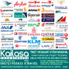 Specialist TIKET PESAWAT INTERNASIONAL (ALL FLIGHTS) - KAILASA TOUR & TRAVEL