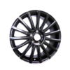 World Wheels Replika WH15 Velg Mobil Black 18 Inch PCD 5x114.3