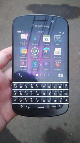 harga WTS BLACKBERRY / BB Q10 BLACK SQN 100-4 BS GSM ATAU CDMA SDH SUPPORT 4G LENGKAP NORMAL Kaskus FJB