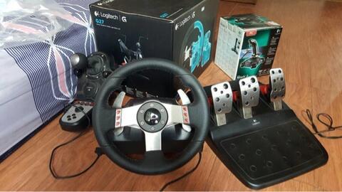 harga WTS logitech g27 steering gear.. Kaskus FJB