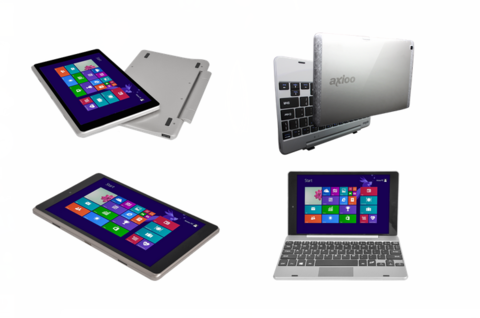 harga WTS Axioo Windroid 9G : 4in1 Tablet+Netbook Android & Windows Kaskus FJB