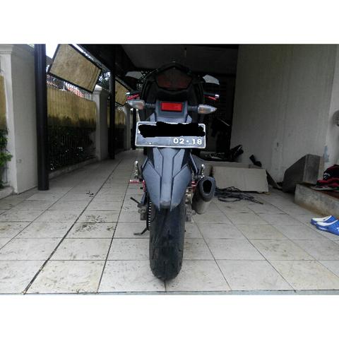 harga WTS New Vixion KS NVL 2013 Plat B Depok Banana Arm & Full Body R15 Kaskus FJB