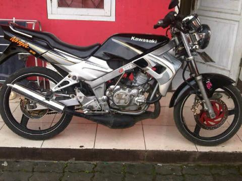 harga WTS Kawasaki Ninja R Hitam 2006 ISTIMEWA Bandung Kaskus FJB