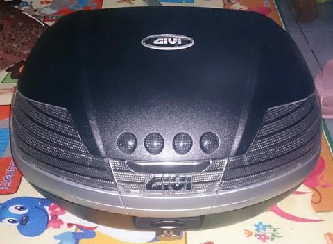 harga WTS Top Box Givi V46 Tech NT Italy Silver Mulus Rare Item 98% Cibubur Depok Kaskus FJB