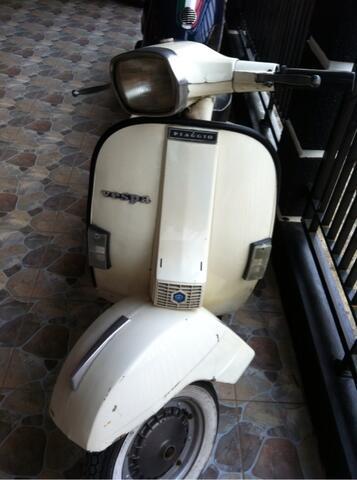 harga WTS WTS Vespa PX 150 thn 82 warna putih Kaskus FJB
