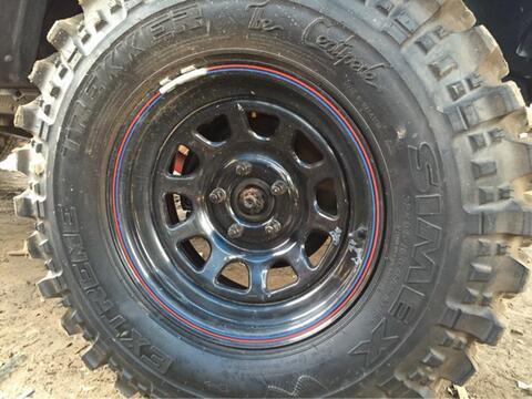 harga WTS Jual Velg AWC Ori USA pcd Jeep Cherokee XJ R16 ban Simex Extreme uk 329516 Kaskus FJB