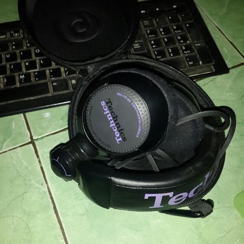harga WTS Headphone TECHNICS RPDJ 1200 black 5 30000 Hz 32 Ohm Kaskus FJB