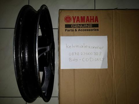 harga WTS Velg Belakang Orsinil Ori Yamaha Xeon Kaskus FJB