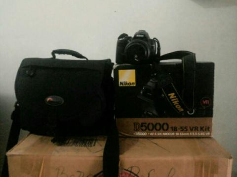 harga WTS camera nikon D5000 mulus cod Bdg kopo Kaskus FJB