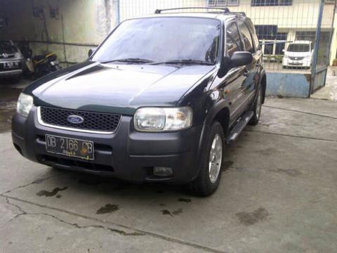 harga WTS Ford Escape XLT AT 2.3 Th 2006 Rare Kaskus FJB