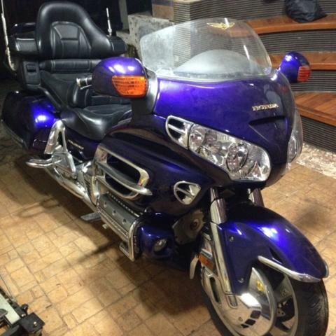 WTS Moge honda goldwing 1800 2004