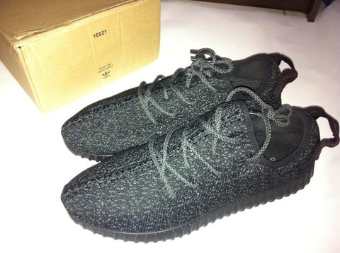 Jual FOR SALE Adidas Yeezy Boost 350 Pirates Black