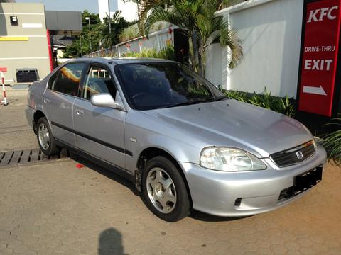 WTS For SaleHonda Civic Ferio EK4 2000 MT Facelift Superb Condition ...