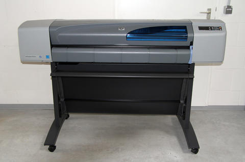 Plotter HP Designjet 500 Plus (24 in)