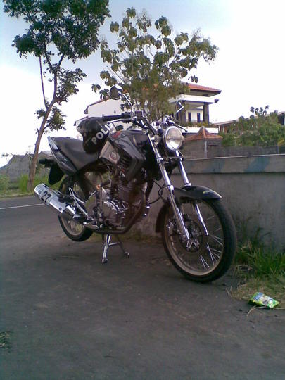honda tiger | Kaskus - The Largest Indonesian Community