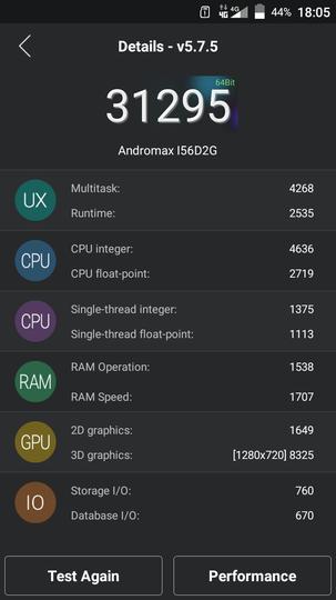 Smartfren Andromax R2  Next Gen 4G LTE Smartphone from Smartfren