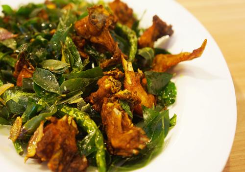 Ayam Tangkap Aceh Besar