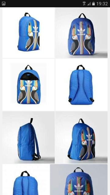 bb89c13a9bed Terjual All Adidas Original Backpack Trefoil BNWT bro