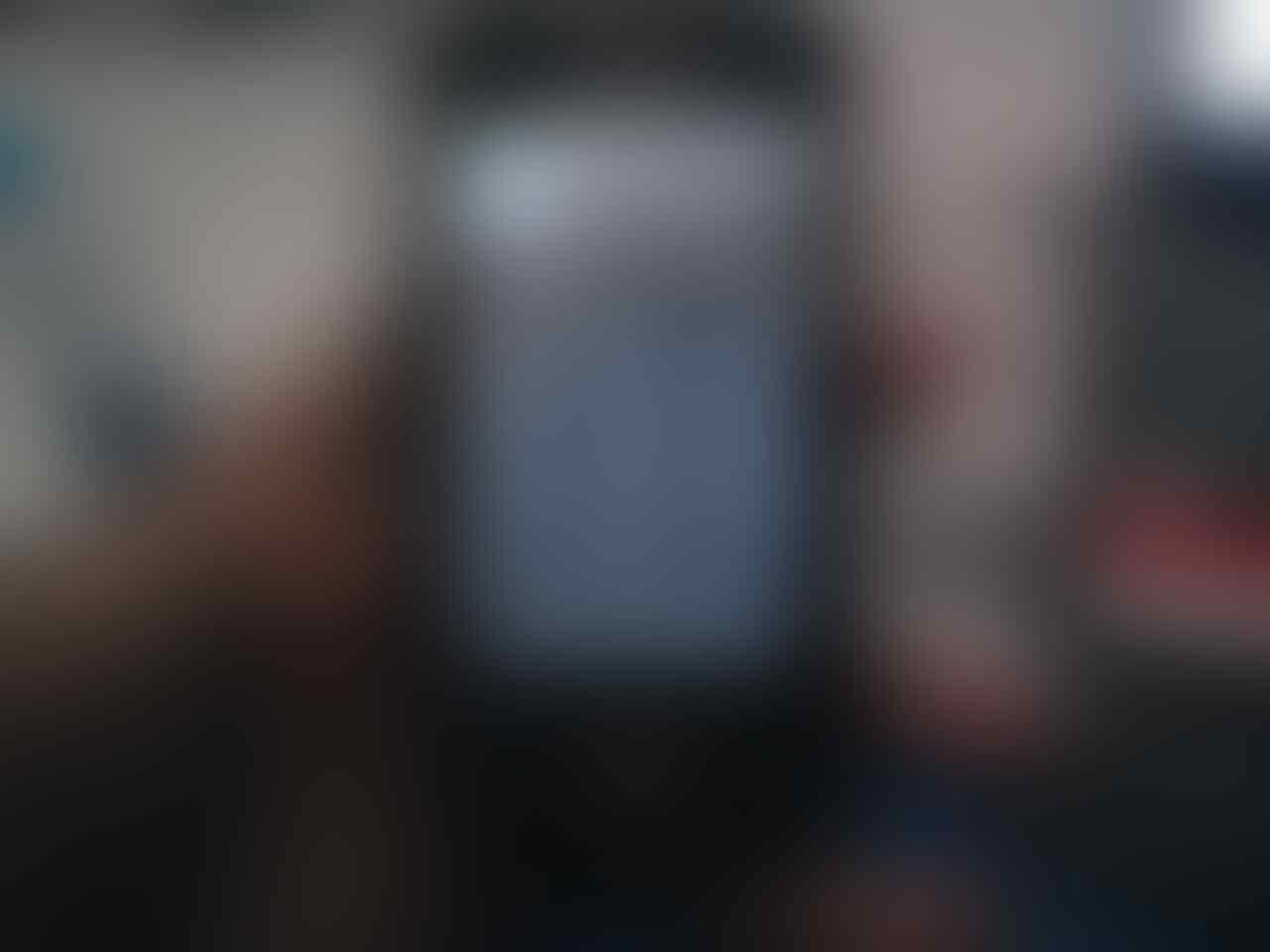 [Jual Cepat BU] Samsung Galaxy Spica I5700 Black Mulus