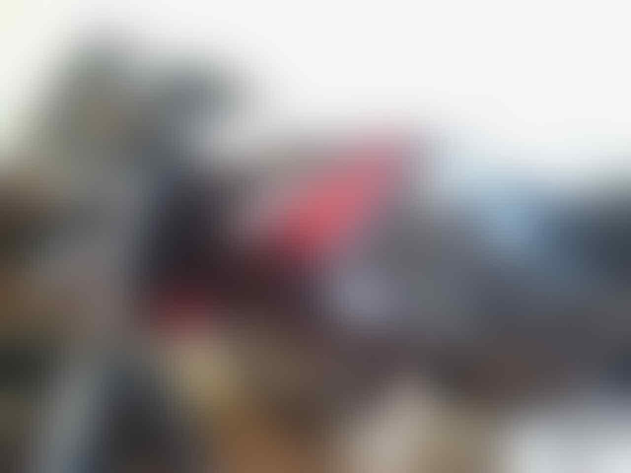 VOD Auto Parts : Custom Tangki Turbular Arm for ur Fav Bike!! (UPDATE TRUS)