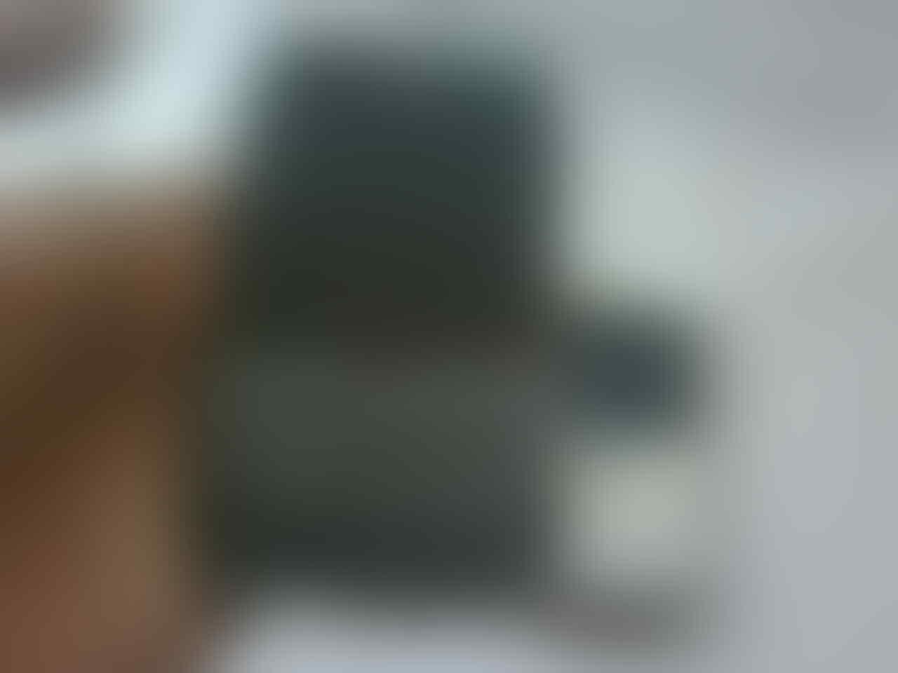 BLACKBERRY ONYX1 9700 HITAM LENGKAP MULUS