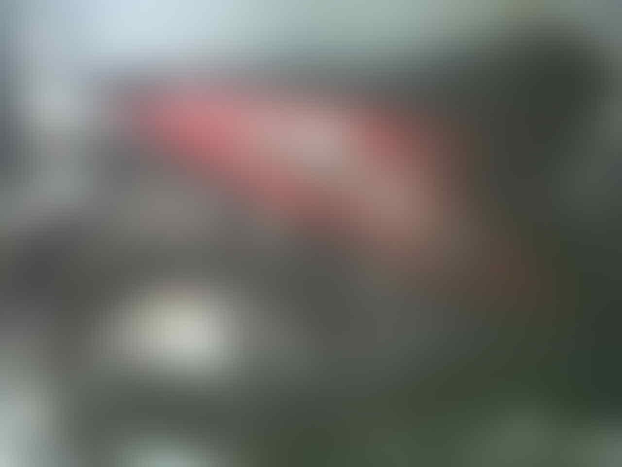dijual honda beat 2010 warna merah gresss full orisinil