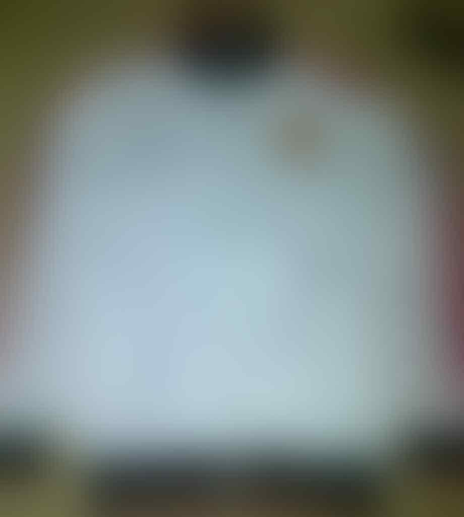 Jaket MU White KW, 2nd 95%, Ukuran XL
