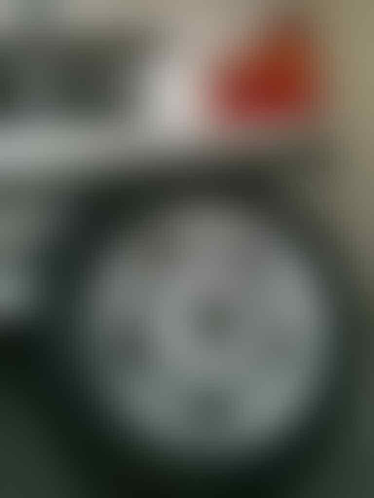 "Velg dan Ban BMW 318i E46 facelift Original ""seger"" Jogja/Yogyakarta"