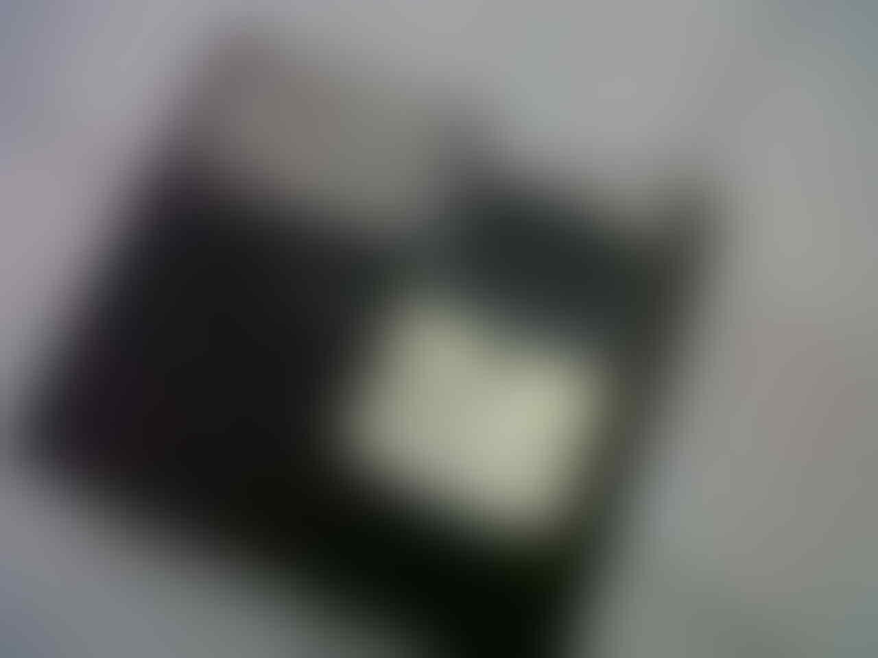 Blackberry Onyx 9700 White SS Fulset Jogjakarta