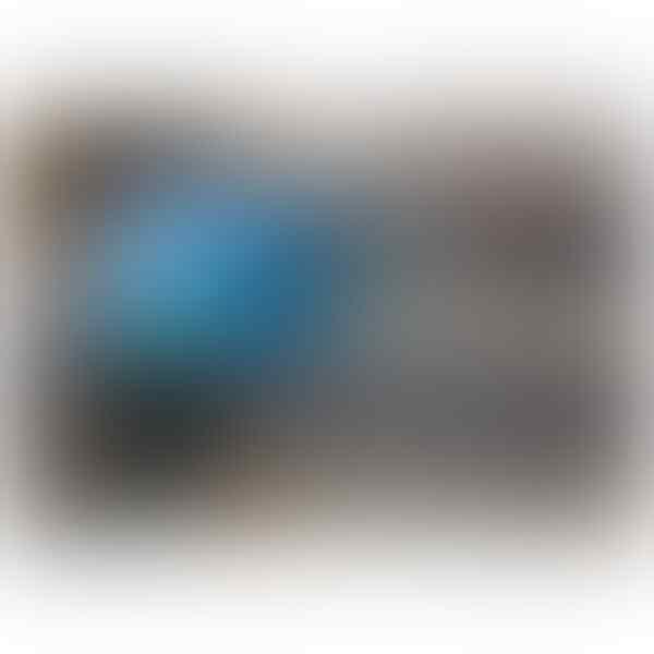 WTS DAVIS / CURVE 9220 / WHITE / BRAND NEW GARANSI TAM 2TH