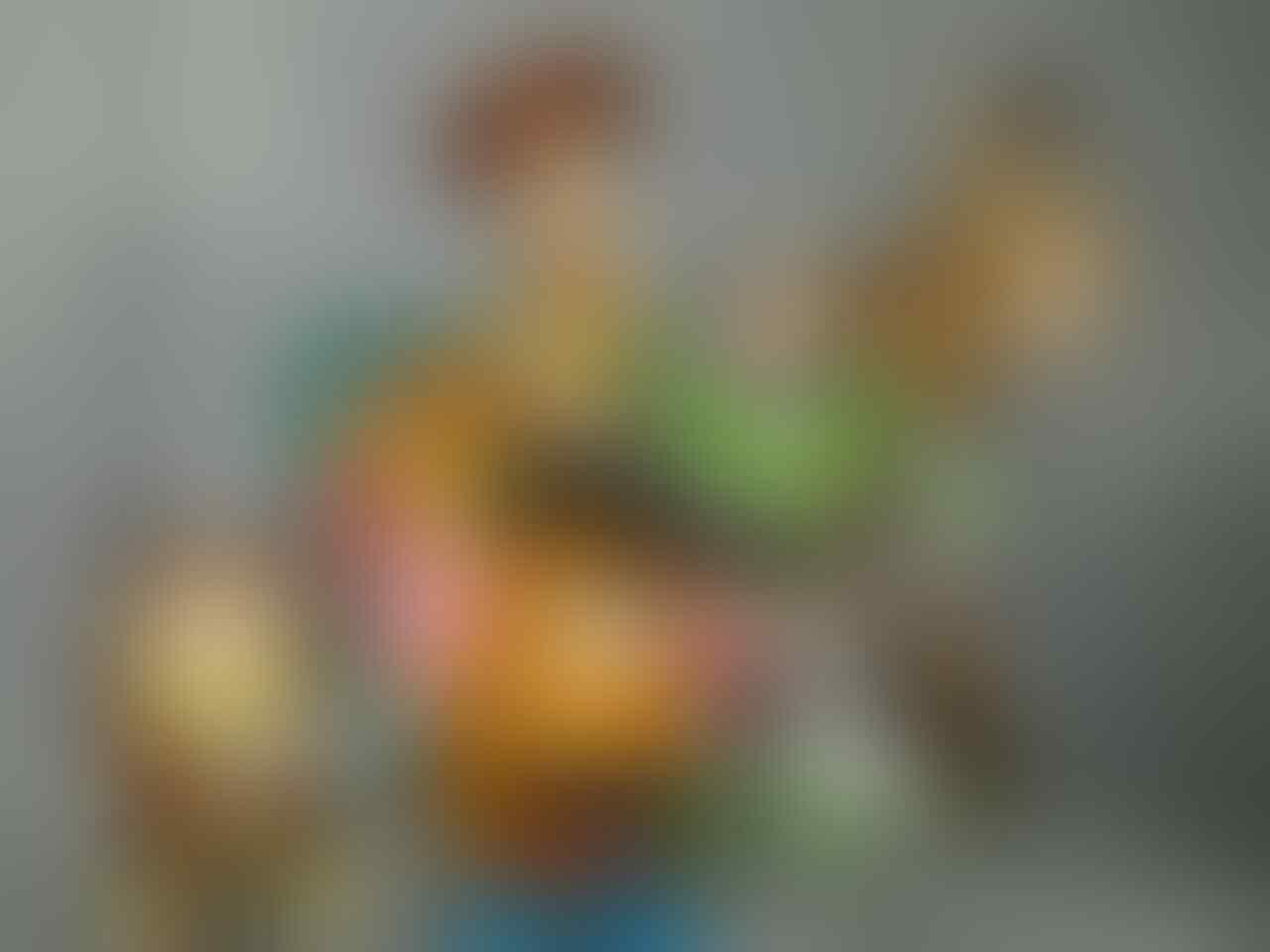 Toy Story figures - gabung disini nyok...