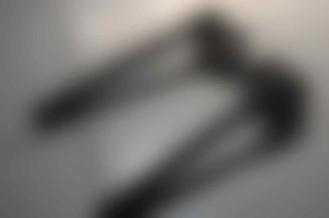 STANG JEPIT NUI adjustable ninja vixion tiger dll kondisi 98% like new bandung